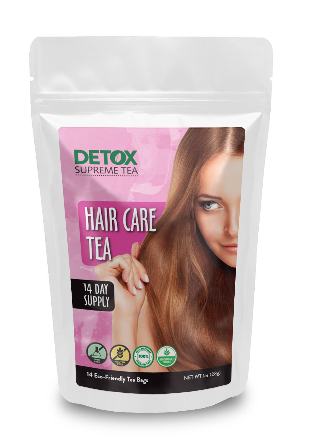 14 Day Hair Care Tea