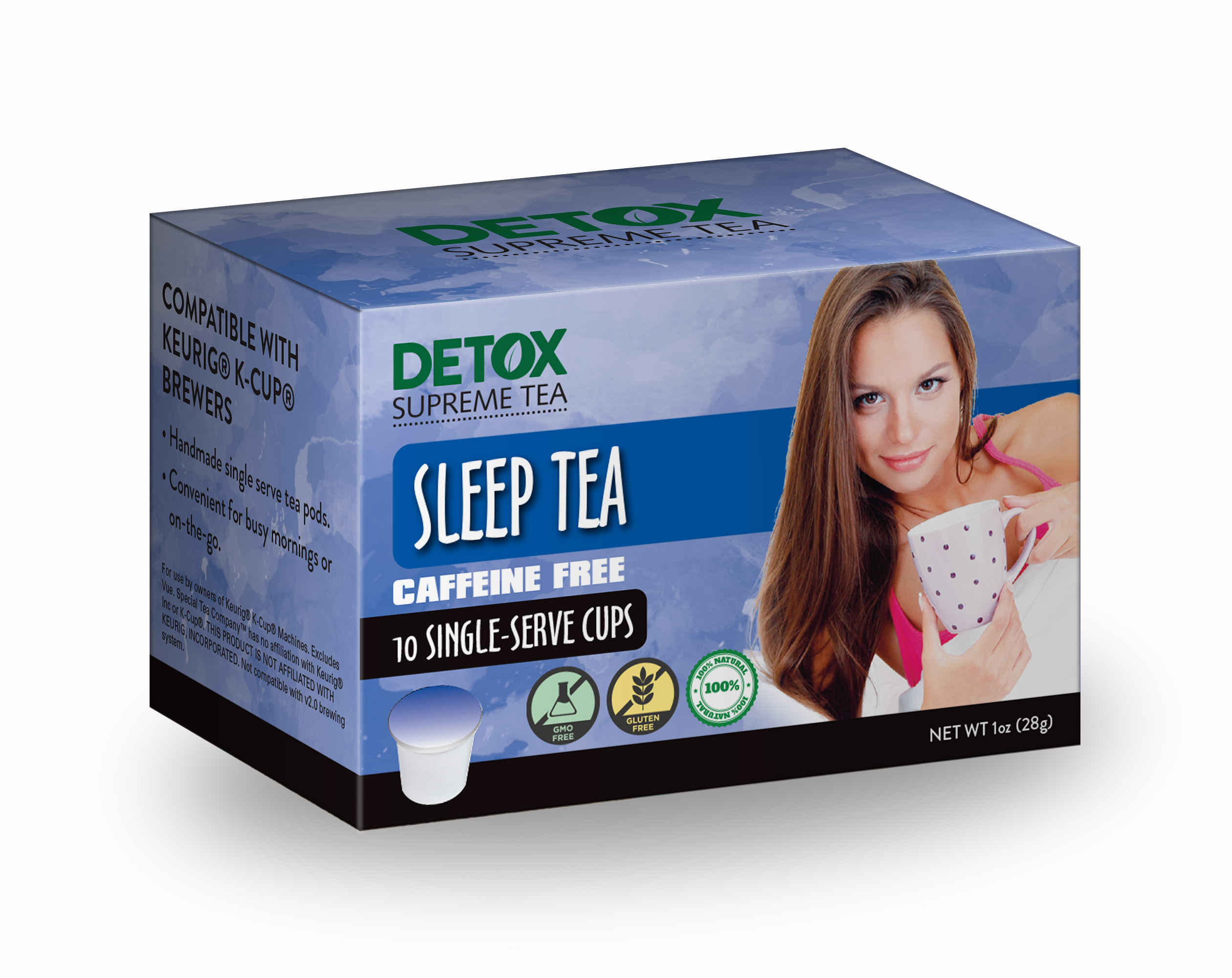 Single Serve Sleep Tea