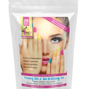 Skin and Nail Tea with Collagen